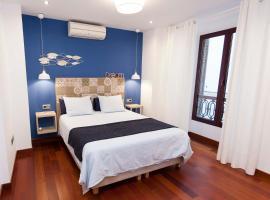 La Casa de la Alameda, self-catering accommodation in Málaga