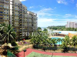 PD Bintang Private Apartment, apartment in Port Dickson