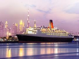 Queen Elizabeth 2 Hotel, hotel near Seawings Port Rashid, Dubai