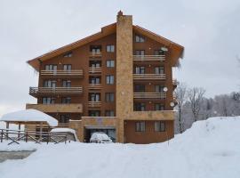 Bakuriani Hotel K2 Apartments, отель в Бакуриани