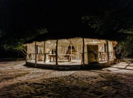 Le Bonobo Lodge, lodge in Toubakouta
