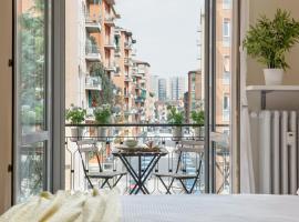 HomeatHotel - Niguarda Ossola Apt, hotel in Milan