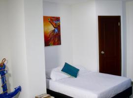 Migaloo Rodadero, hotel cerca de Playa El Rodadero, Santa Marta