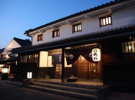 旅館鶴形、倉敷市にある倉敷駅の周辺ホテル