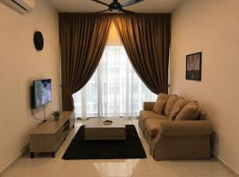 Homestay Wangsa Maju, hotel near Royal Selangor Pewter Factory and Visitor Centre, Kuala Lumpur