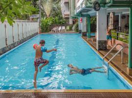New Siam II Near Siriraj Hospital, hotell Bangkokis
