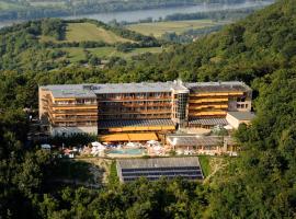 Silvanus Hotel, hotel Visegrádon