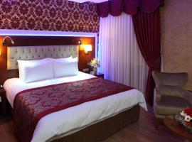 Hotel Senbayrak City, отель в Адане, рядом находится Центральная мечеть