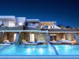 Adel Private Suites, hotel in Mikonos