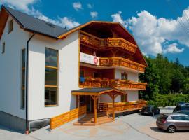 Willa Alpejska – hotel w Wiśle