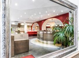 Hotel De Suède, hôtel à Nice près de: Palais Lascaris