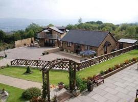 Winchfawr Lodge, hotel in Merthyr Tydfil