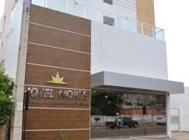 Hotel Norte, hotel in Macapá
