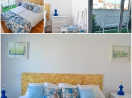 Belém River Apartment, hotel near Jeronimos Monastery, Lisbon