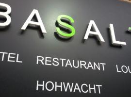 Basalt Hotel Restaurant Lounge, Hotel in Hohwacht (Ostsee)