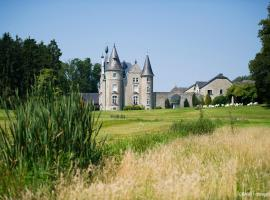 Chateau d'Hassonville, hotel near Wallonie Expo, Aye