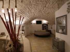 Casa Vacanze Il Rifugio Del Principe, hostel in Putignano