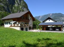 Ferienwohnung Zauner, hotel in Hallstatt