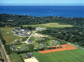 Sankt Helene Holiday Center, resort village in Tisvildeleje