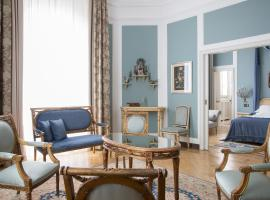 Grand Hotel et de Milan - The Leading Hotels of the World, hotel sa Milan