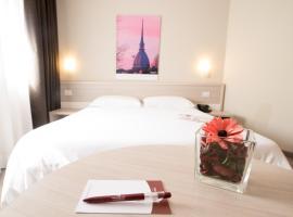Best Quality Hotel Politecnico, hotell i Turin