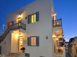 Galini Hotel, отель в Миконосе