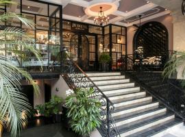 JM Marvel Hotel & Spa, hotel near Ha Noi Train Station, Hanoi