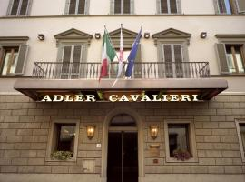 Adler Cavalieri Hotel, hotel a Firenze