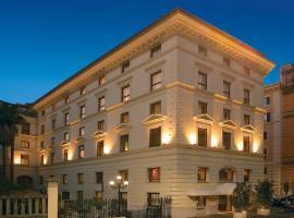 Hotel Londra & Cargill, hotel in Via Veneto, Rome