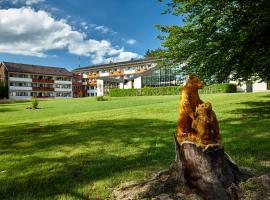 AURA-HOTEL Saulgrub, hotel near Kolbensattelbahn, Saulgrub