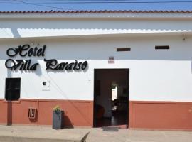 Hotel Villa Paraiso, hotel en Villavieja