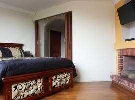 Altura Rooms & Suites, hotel in Quito