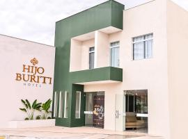 Hijo Buriti Hotel, hotel em Mauriti