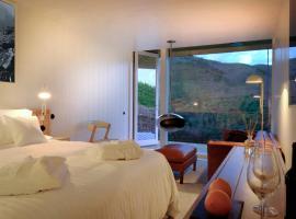 Casa do Rio Wine Hotel - Vallado, farm stay in Vila Nova de Foz Coa