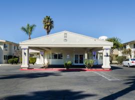 Motel 6-Merced, CA, hotel in Merced