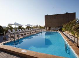 Hotel Palafox, отель в городе Сарагоса
