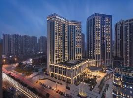 Doubletree By Hilton Chengdu Longquanyi, отель в Чэнду