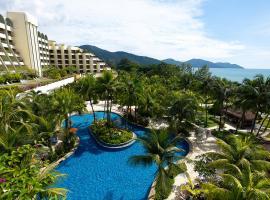 PARKROYAL Penang Resort, hotel in Batu Ferringhi