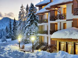 Mountain Lake Hotel, hotel in Smolyan