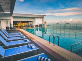 Mercure Kota Kinabalu City Centre, hotel in Kota Kinabalu