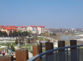 Pipera Park Lake View Apartments, apartment in Bucharest