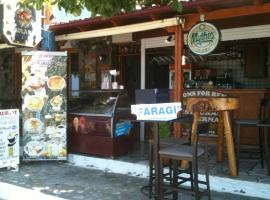 Faragi, hotel near Samaria Gorge, Agia Roumeli