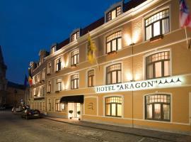 Hotel Aragon, hotel in Brugge