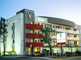 Hercor Hotel - Urban Boutique, hotel in Chula Vista