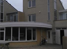de Vloedlijn, budget hotel in Callantsoog