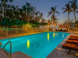 Atlantic Bay Resort, hotel poblíž významného místa Everglades National Park, Key Largo