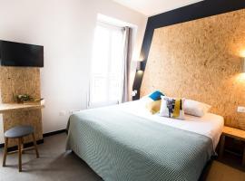 Beautiful Belleville Hôtel & Hostel, albergue en París