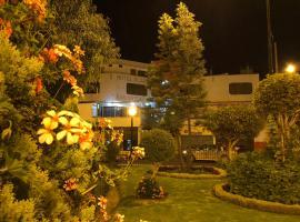 Hotel Plaza San Antonio, hôtel à Arequipa