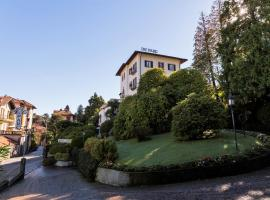 Hotel Du Parc, boutique hotel in Stresa