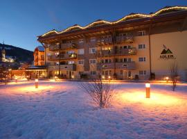 Adler Family and Wellness ApartHotel, hotel a Moena